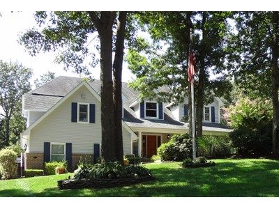Single Family Home for sales at Stunning Custom Colonial 102 Parker Rd. Eatontown, New Jersey 07724 United States