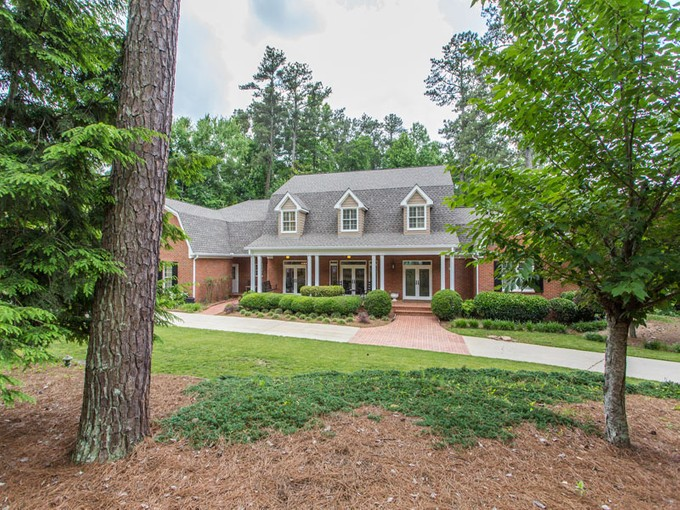 Single Family Home for sales at Historic Brookhaven Estate 4585 Club Drive Atlanta, Georgia 30319 United States