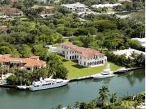 一戸建て for sales at 325 Leucadendra Drive    Coral Gables, フロリダ 33156 アメリカ合衆国