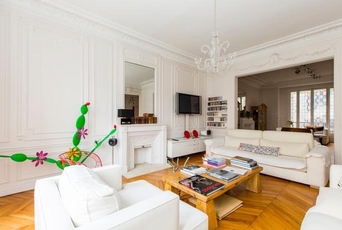 Appartamento for sales at Paris 16 - Jules Sandeau   Paris, Parigi 75016 Francia