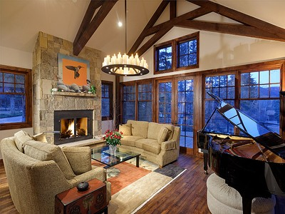 Einfamilienhaus for sales at Woods Road LLC 232 Woods Road  Aspen, Colorado 81611 Vereinigte Staaten