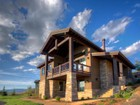Maison unifamiliale for sales at New uphill floor plan with awesome views! 908 Cabin Way Kamas, Utah 84036 États-Unis