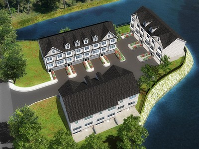 Condominium for sales at New Luxury Townhomes 8 The Pointe (Bowman Ave.) Unit #8 Rye Brook, New York 10573 United States