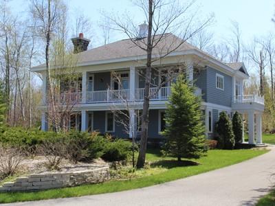 Single Family Home for sales at Coastal Cliffs 18 6083 Coastal Cliffs Bay Harbor, Michigan 49770 United States