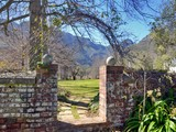 Property Of Spectacular Stellenbosch Mountain Property