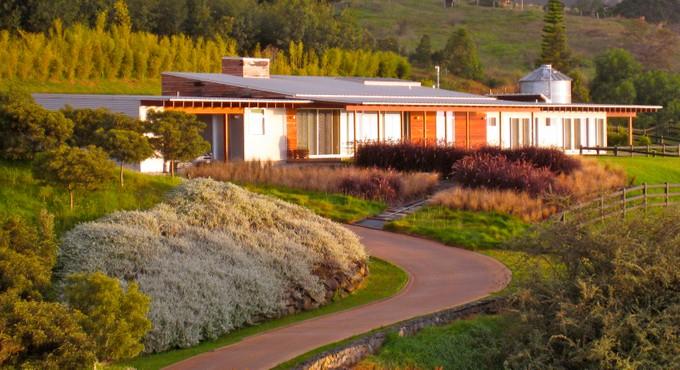 Maison unifamiliale for sales at Lani Nui Ranch - Ultimate Contemporary Estate    Kula, Hawaii 96790 États-Unis