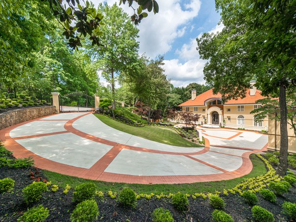 Single Family Home for sales at Villa Del Sol 105 Parc Du Chateau NW Atlanta, Georgia 30327 United States