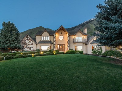 Single Family Home for sales at Maple Mountain Estate 903 South 1300 East   Mapleton, Utah 84664 United States