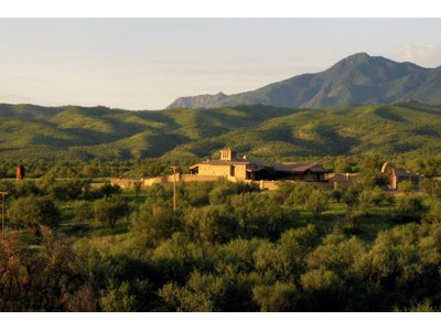 Maison unifamiliale for sales at Magnificent Private Western Ranch Home On 36 Acres In Southern Arizona 32 De Padre Court   Nogales, Arizona 85621 États-Unis