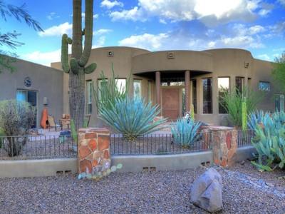Single Family Home for sales at Beautiful 2.5 Acre North Scottsdale Estate - Quintessential Arizona Lifestyle 31611 N 142nd Street Scottsdale, Arizona 85262 United States