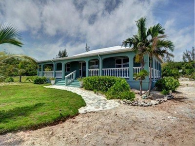Maison unifamiliale for sales at Twisted Conch Rainbow Bay, Eleuthera Bahamas