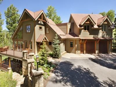 Vivienda unifamiliar for sales at 849 Saddlehorn Lane  Telluride, Colorado 81435 United States