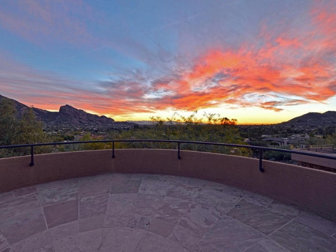 Single Family Home for sales at Opportunity to Own This Magical Estate on Best View Street in Paradise Valley 5236 E Arroyo Rd Paradise Valley, Arizona 85253 United States