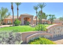 단독 가정 주택 for sales at Sprawling Stately 1.1 Acre Gated Homestead is a Classic Cactus Corridor Winner 10265 E Shangri La Rd   Scottsdale, 아리조나 85260 미국