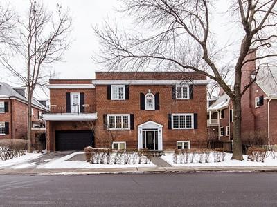 Single Family Home for sales at Westmount 409 Av. Clarke Westmount, Quebec H3Y3C3 Canada