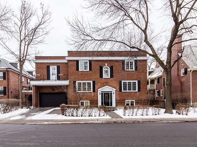 Single Family Home for sales at Westmount 409 Av. Clarke Westmount, Quebec H3Y3C3 Canada