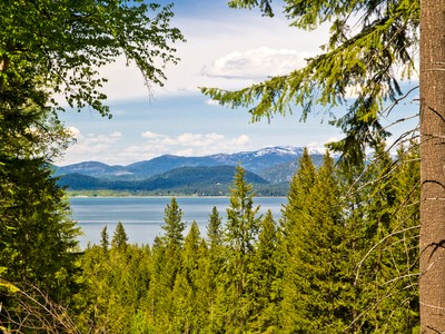 Land for sales at Lake and Mountain View Acreage 6702 Bottle Bay Road Sagle, Idaho 83860 United States