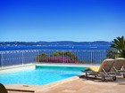 Maison unifamiliale for  sales at Luxurious villa with breathtaking sea views  Sainte Maxime, Provence-Alpes-Cote D'Azur 83120 France