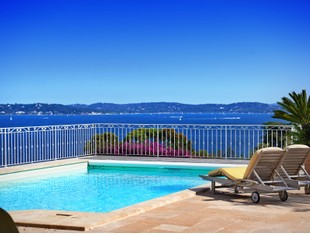 Single Family Home for sales at Luxurious villa with breathtaking sea views  Sainte Maxime, Provence-Alpes-Cote D'Azur 83120 France