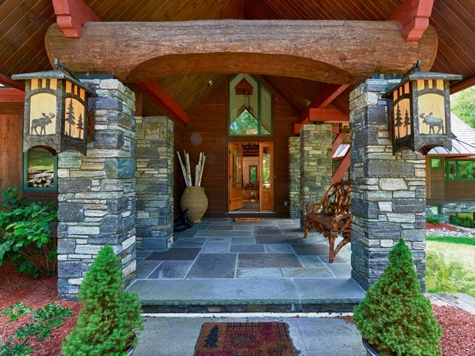 Single Family Home for sales at Exceptional Mountain Retreat 40 East Ash Road   Plymouth, Vermont 05056 United States