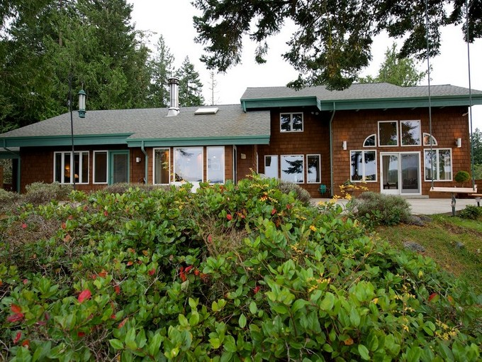 Single Family Home for sales at Waterfront Home in Neck Point Coves 112 Harbor Way Shaw Island, Washington 98286 United States