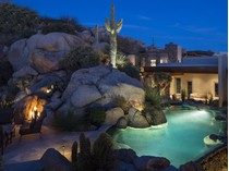 Casa Unifamiliar for sales at Spectacular & Magical Custom Home in Desert Mountain 11116 E Distant Hills Drive   Scottsdale, Arizona 85262 Estados Unidos