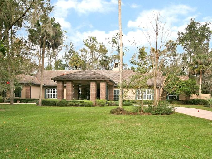 Maison unifamiliale for sales at Longwood, Florida 2120 Silver Leaf Court  Longwood, Florida 32779 États-Unis