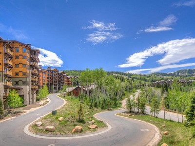 Condominium for sales at Spacious Ski-In/Ski-Out Residence Packed with Amenities 8902 Empire Club Dr #403  Park City, Utah 84098 United States