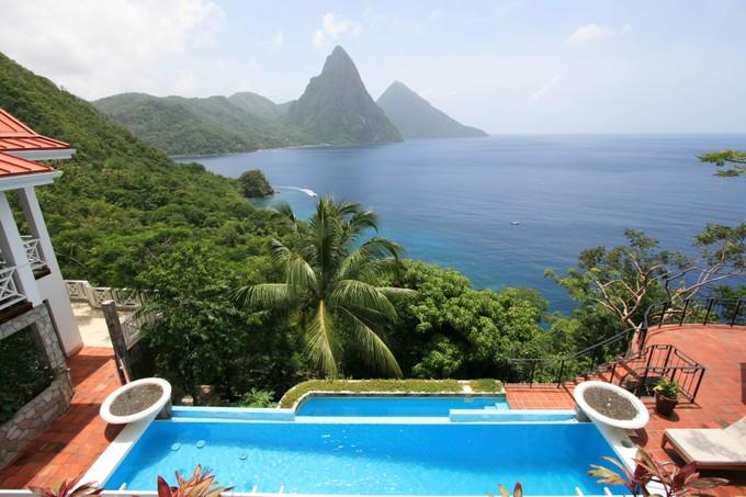단독 가정 주택 for sales at Le Gallerie, Soufriere Bay Other St. Lucia, Other Areas In St. Lucia St. Lucia
