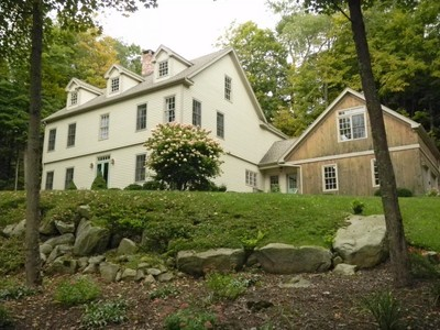 Single Family Home for sales at Custom Colonial Classic 20 Sutton Court Goshen, Connecticut 06756 United States
