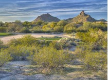 地產 for sales at Easy-Build Lot with Full View of Pinnacle Peak on the Troon Golf Course 10801 E Happy Valley Rd #89   Scottsdale, 亞利桑那州 85255 美國
