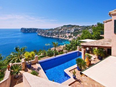 Single Family Home for sales at Beautiful villa in the hills of Port Andratx  Port Andratx, Mallorca 07175 Spain