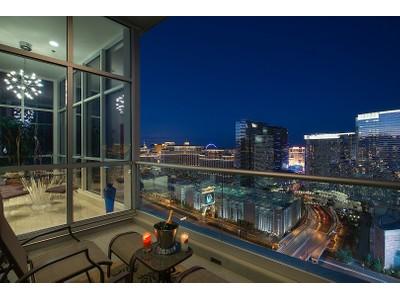 Condominio for sales at The Penthouse at Panorama Towers, Las Vegas 4525 Dean Martin Dr #3303   Las Vegas, Nevada 89103 Estados Unidos