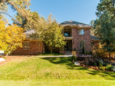 Single Family Home for sales at 461 Lorraway Dr   Castle Rock, Colorado 80108 United States