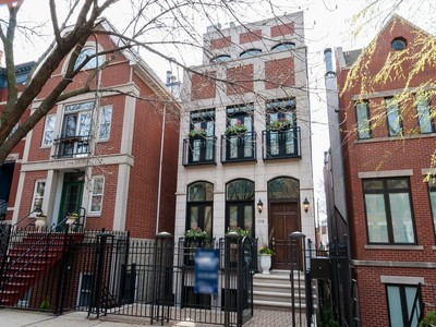 Maison unifamiliale for sales at Stunning All Brick Home! 1716 N Dayton Street Chicago, Illinois 60614 États-Unis