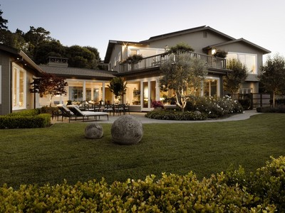 Maison unifamiliale for sales at Santa Barbara Lifestyle in Marin 5 Barner Lane  Tiburon, Californie 94920 États-Unis