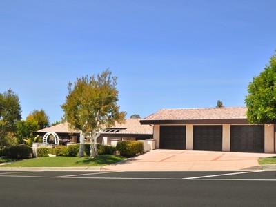 Maison unifamiliale for sales at 1547 Via Coronel  Palos Verdes Estates, Californie 90274 États-Unis