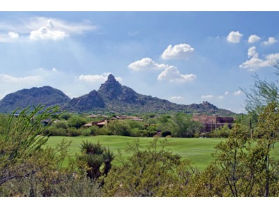 Terreno for sales at One Of The Last Premium Golf Course Lots In Guard Gated Windy Walk Estates 10756 E Yearling Drive #43 Scottsdale, Arizona 85255 United States