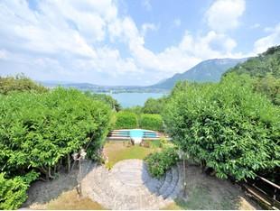 Single Family Home for sales at Superbe propriété avec vue lac  Annecy, Rhone-Alpes 74000 France