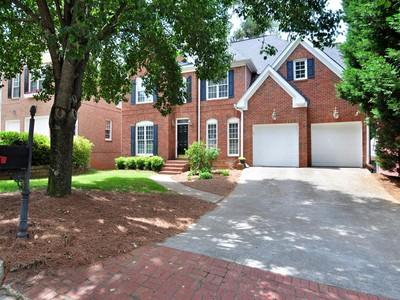 Single Family Home for  at Beautiful Traditional Near Chastain Park 520 Fountain Oaks Way Atlanta, Georgia 30342 United States