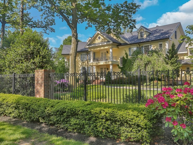 "Single Family Home for sales at ""Longue Vue"" 10 Belknap Lane   Rumson, New Jersey 07760 United States"