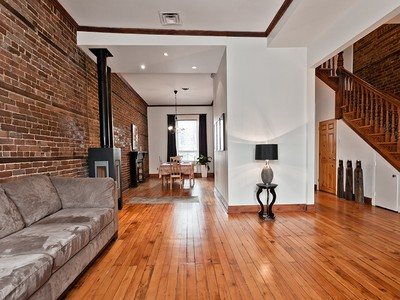 Apartamento for sales at Ville-Marie 2072 Rue St-Hubert Montreal, Quebec H2L3Z5 Canadá