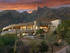 Villa for sales at Visually Stunning Contemporary Masterpiece Unsurpassed In Views 7164 N Mercer Spring  Tucson, Arizona 85718 Stati Uniti