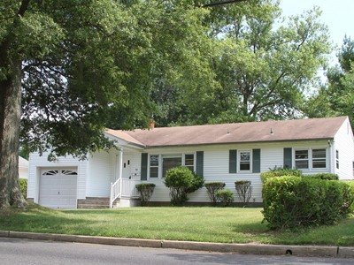 Single Family Home for sales at Adorable Ranch 30 Asbury Ave.  Oceanport, New Jersey 07757 United States