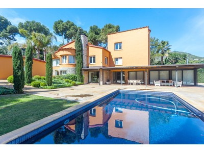 Casa Unifamiliar for sales at Privileged views in Castelldefels Castelldefels, Barcelona España