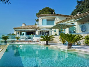 Single Family Home for sales at Luxury renovated estate in the heights of Cannes Le Cannet Cannes, Provence-Alpes-Cote D'Azur 06400 France
