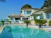 Maison unifamiliale for sales at Luxury renovated estate in the heights of Cannes  Cannes,  06400 France