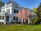 Single Family Home for sales at Historically Significant Greek Revival 4 West Mystic Avenue Mystic, Connecticut 06355 United States