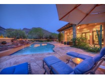 Single Family Home for sales at One Of The Most Dramatic Mountain And Golf Course Views In All Of DC Ranch 9820 E Thompson Peak Pkwy #656   Scottsdale, Arizona 85255 United States