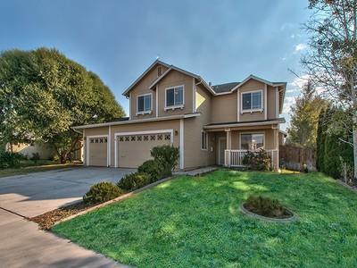 Maison unifamiliale for sales at 1353 Chichester Drive  Gardnerville, Nevada 89410 États-Unis